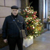 Александр, 73 года, Телец, Москва