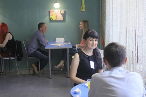 Speed Dating - Быстрые свидания в Оренбурге 10 июля.