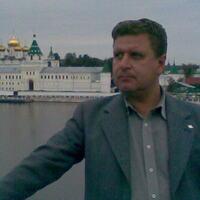 Андрей, 54 года, Водолей, Кострома