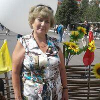 Флора, 66 лет, Дева, Уфа
