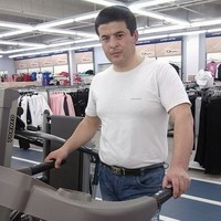 Буньёд, 39 лет, Стрелец, Санкт-Петербург