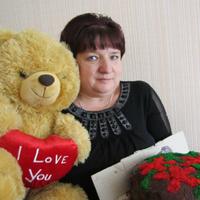 Світлана, 55 лет, Лев, Городище