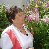 галина, 74 года, Овен, Черепаново