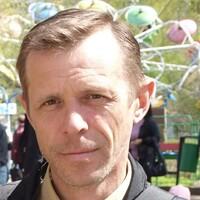 СЕРЁНЬКА, 48 лет, Козерог, Москва