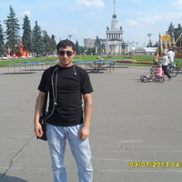 Илхом, 40 лет, Козерог, Москва
