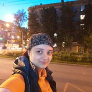 Евгения Васнецова 23 Санкт-Петербург