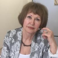 Светлана, 68 лет, Козерог, Москва