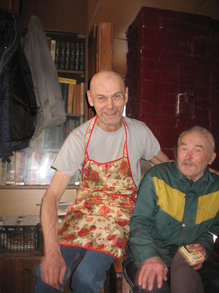 Сергей Санкт-Петербург, 60 лет, Близнецы