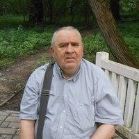 николай, 72 года, Рыбы, Москва