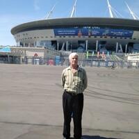Николай, 66 лет, Телец, Санкт-Петербург