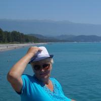 Галина, 61 год, Рак, Омск