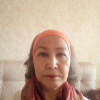Роза, 66 лет, Скорпион, Уфа