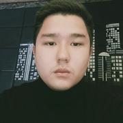 Nurbol Moldanyazov 22 Алматы́