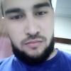 Timur Saidov, 30, Bukhara