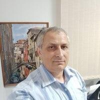 Эльдар, 56 лет, Близнецы, Махачкала
