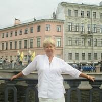 Нина, 62 года, Лев, Санкт-Петербург