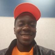 rashad, 21, г.Сиэтл