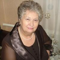 Людмила Шубина(Рощина, 69 лет, Рыбы, Алматы́