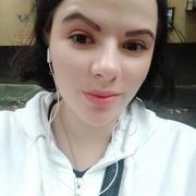 Ксения Терентьева 20 Санкт-Петербург