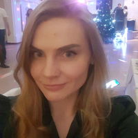 Анастасия, 27 лет, Овен, Москва