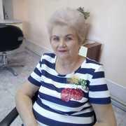Светлана 67 лет (Телец) Славянск-на-Кубани