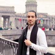 mohamed 22 Санкт-Петербург