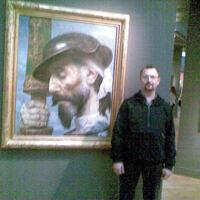 Дмитрий, 47 лет, Овен, Москва