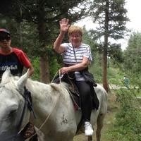 Анна, 65 лет, Лев, Бишкек