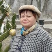 Людмила 69 лет (Водолей) Феодосия