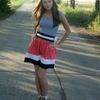 Оксана ツKrevedkoOoツ, 25, г.Зугрэс