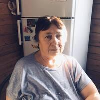 Галина, 64 года, Козерог, Иркутск