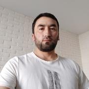 Искандар Азизов 33 Москва