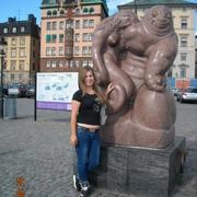 Наталья 31 год (Козерог) на сайте знакомств Бобринца