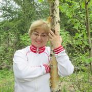 галина 68 лет (Стрелец) на сайте знакомств Чусового