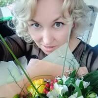 Ирина, 46 лет, Телец, Москва