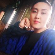 Нургуль, 24, г.Алматы́