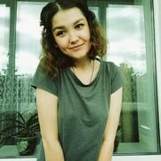 Анастасия, 19, г.Лукоянов