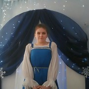 Алина, 19, г.Яренск