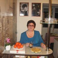 Валентина, 65 лет, Козерог, Гомель