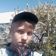 Вадим, 18, г.Большеречье