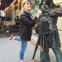 Ирина, 44 года, Скорпион, Санкт-Петербург