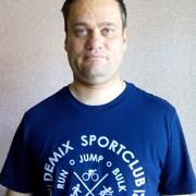 Александр Кисин 43 Волгоград