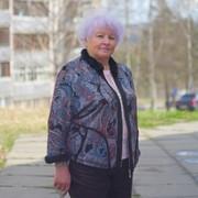Любовь, 71, г.Нижняя Тура