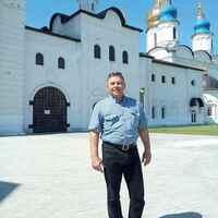 Володя, 48 лет, Водолей, Омск