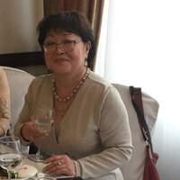 Эльвира, 61 год, Лев, Москва