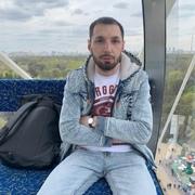 Виктор Данилов 33 года (Водолей) Санкт-Петербург