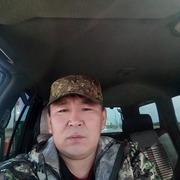 Амгалан, 39, г.Улан-Удэ