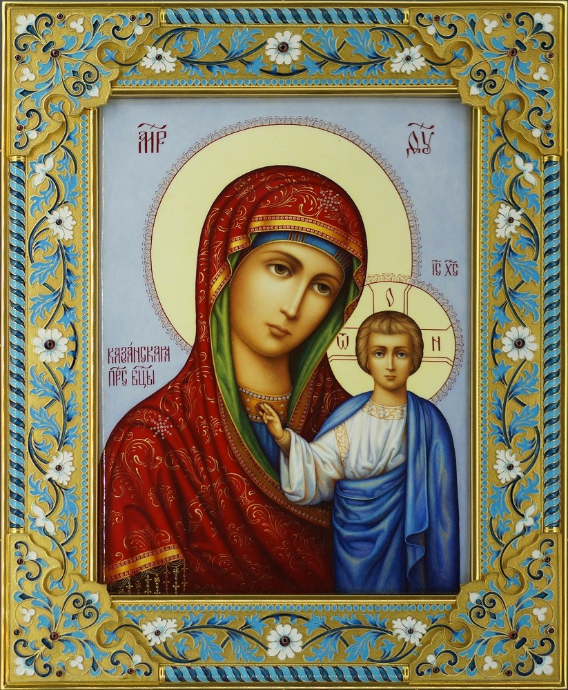 божья матерь казанская картинка фото том, чем мог