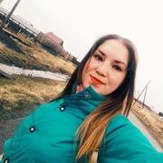 Анастасия, 28, г.Зима