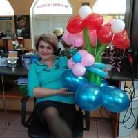 Светлана, 45 лет, Овен, Поставы